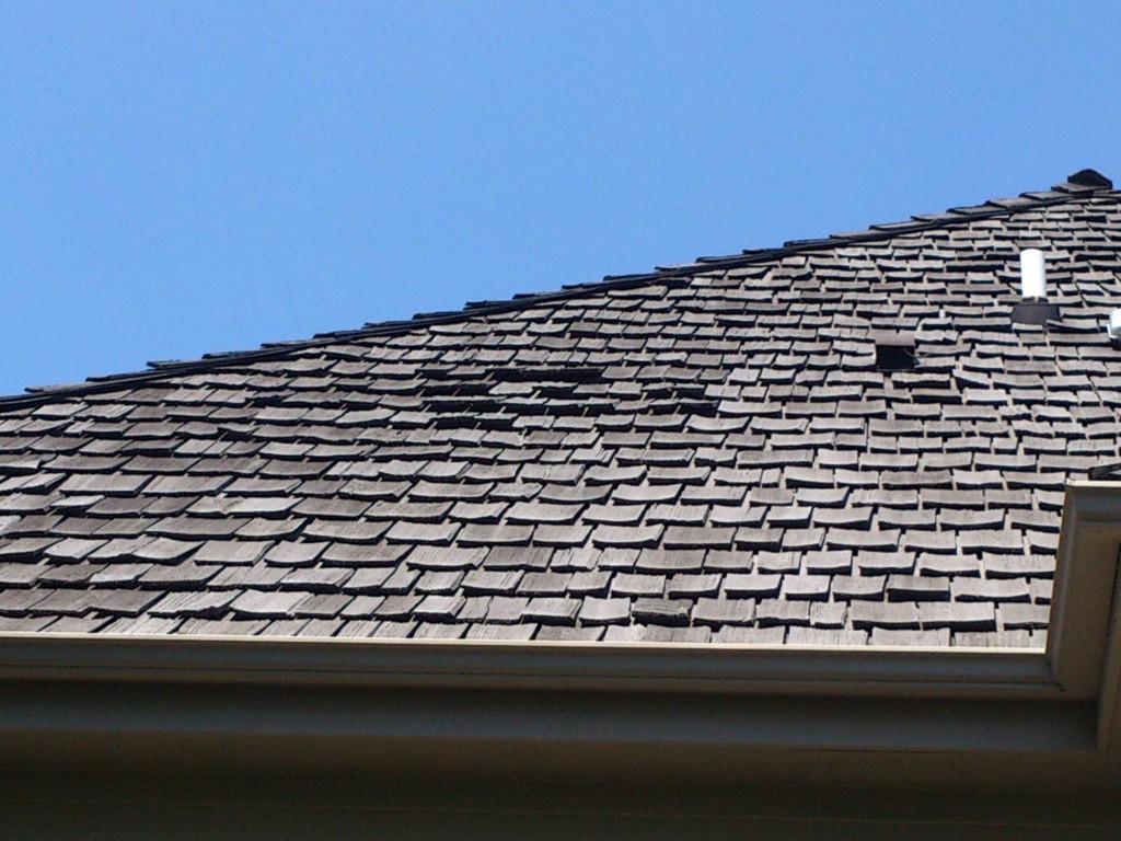 Curling Cedar Shingles Cedar Roof Restoration Cedar