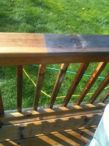 Deck Cleaning Milwaukee