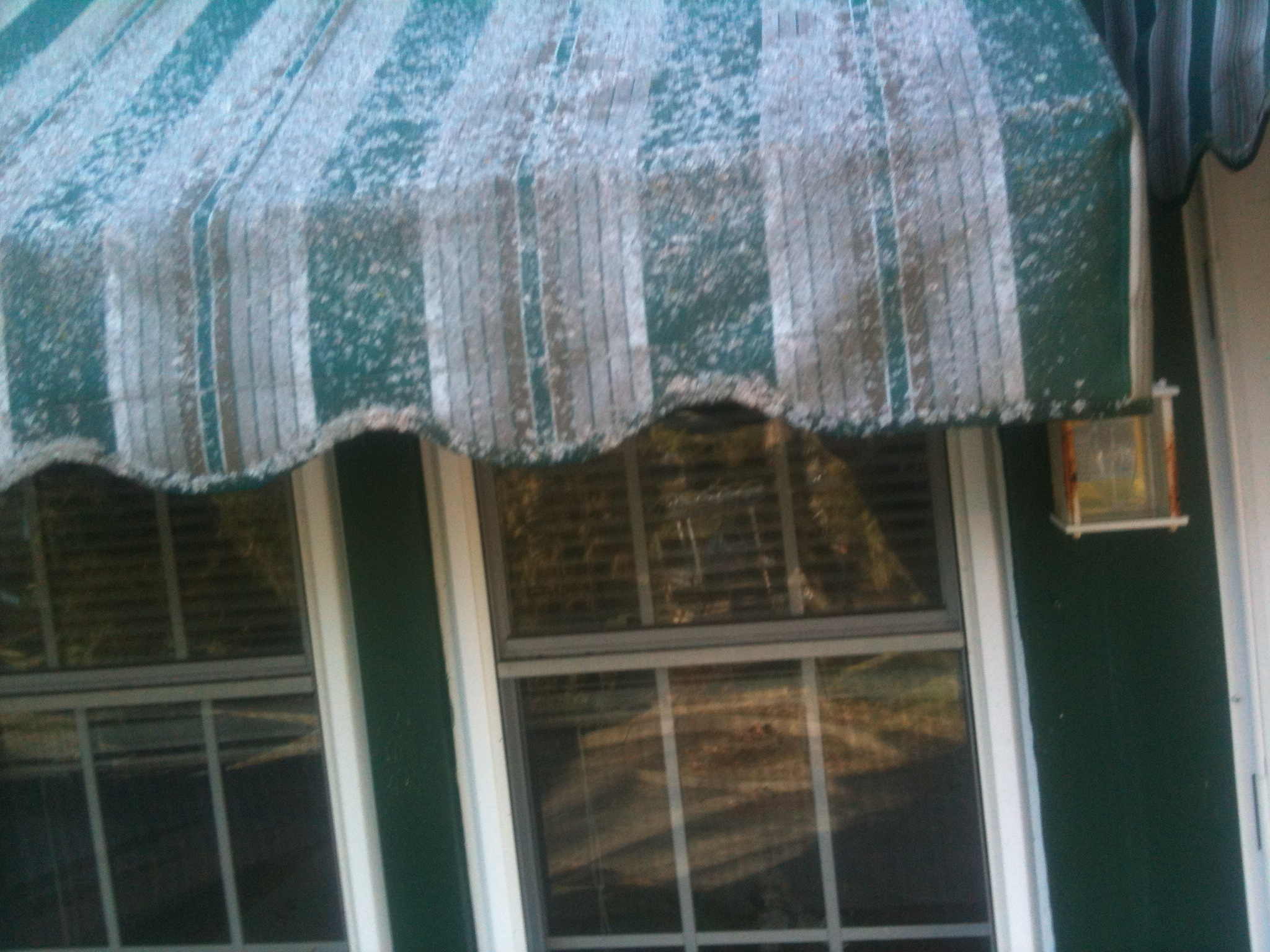 Awning Cleaning In Delavan Wisconsin