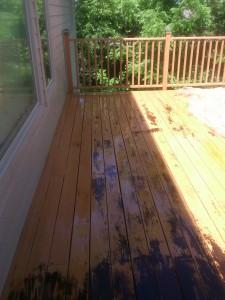 deck cleaning racine wisconsin