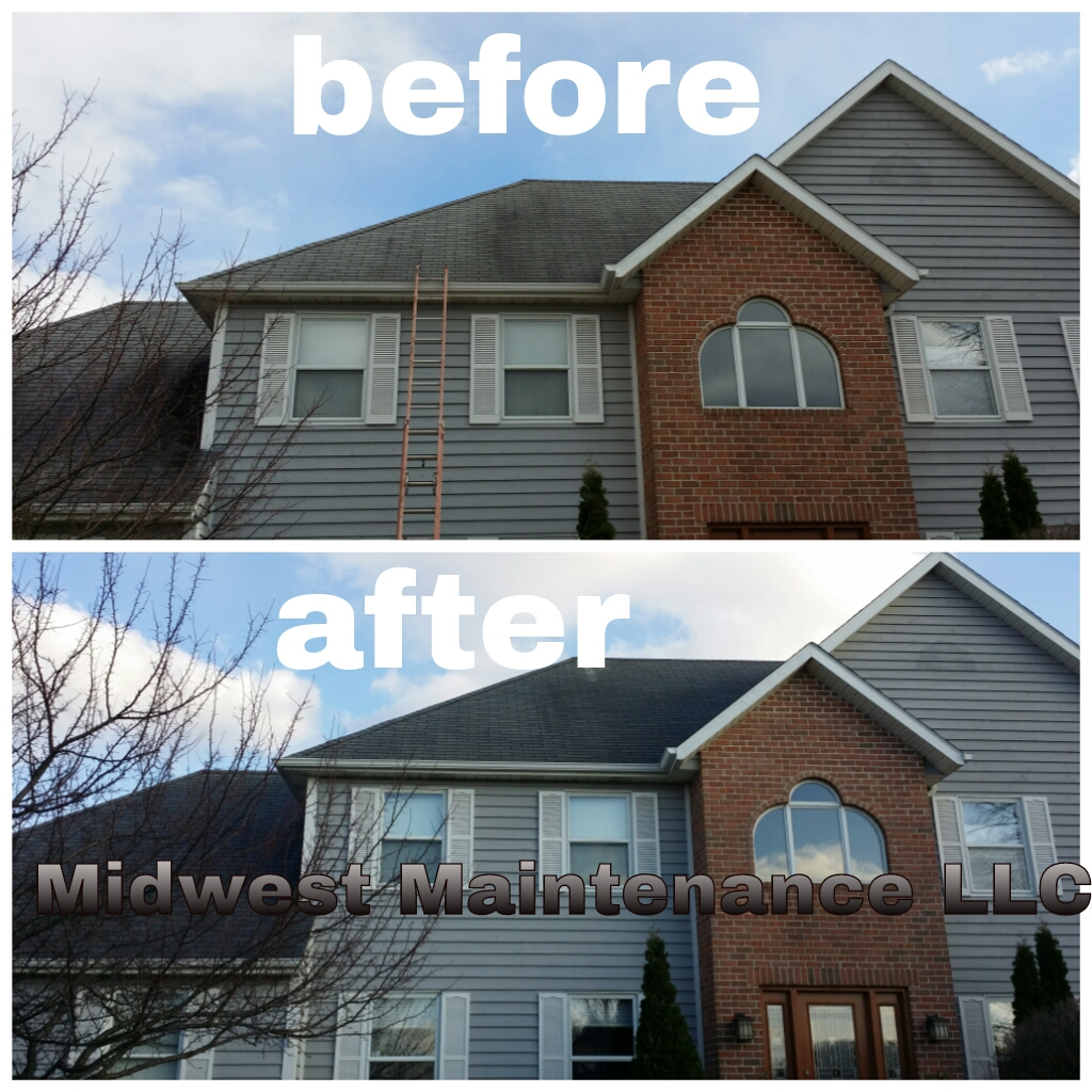 Roof Cleaning Pewaukee WI