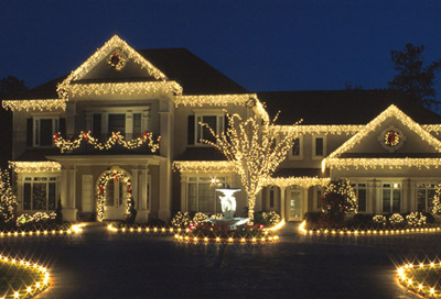 Holiday Decorating and Christman Light Hanging Services