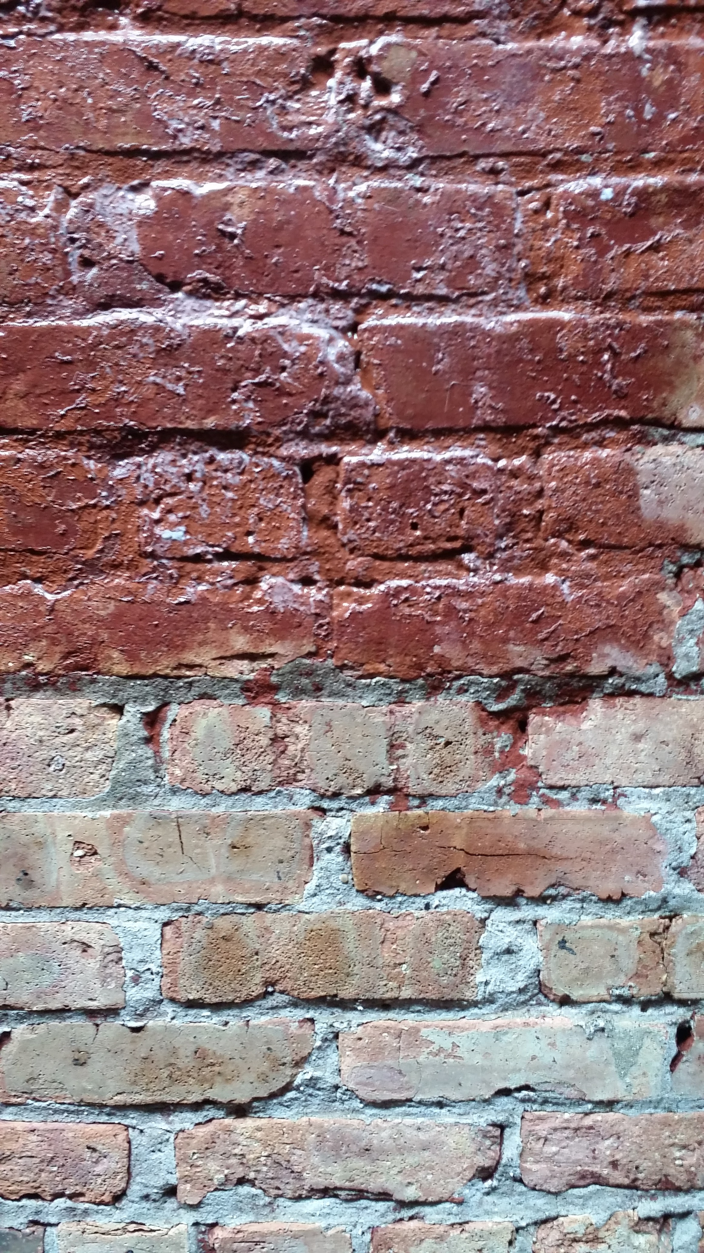 Remove Paint From Brick Milwaukee Wisconsin Brick Cleaning