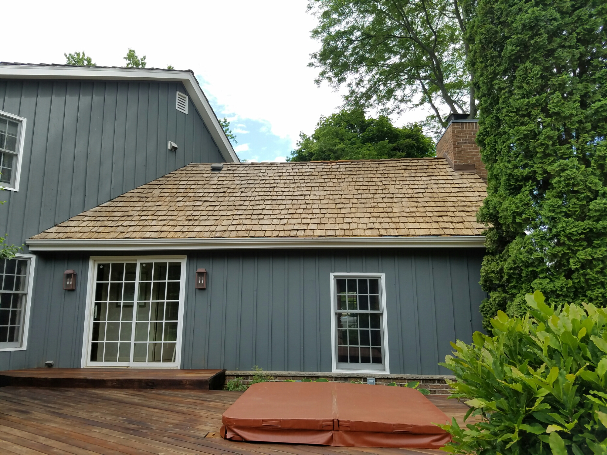 Cedar Roof Restoration Mequon Wisconsin